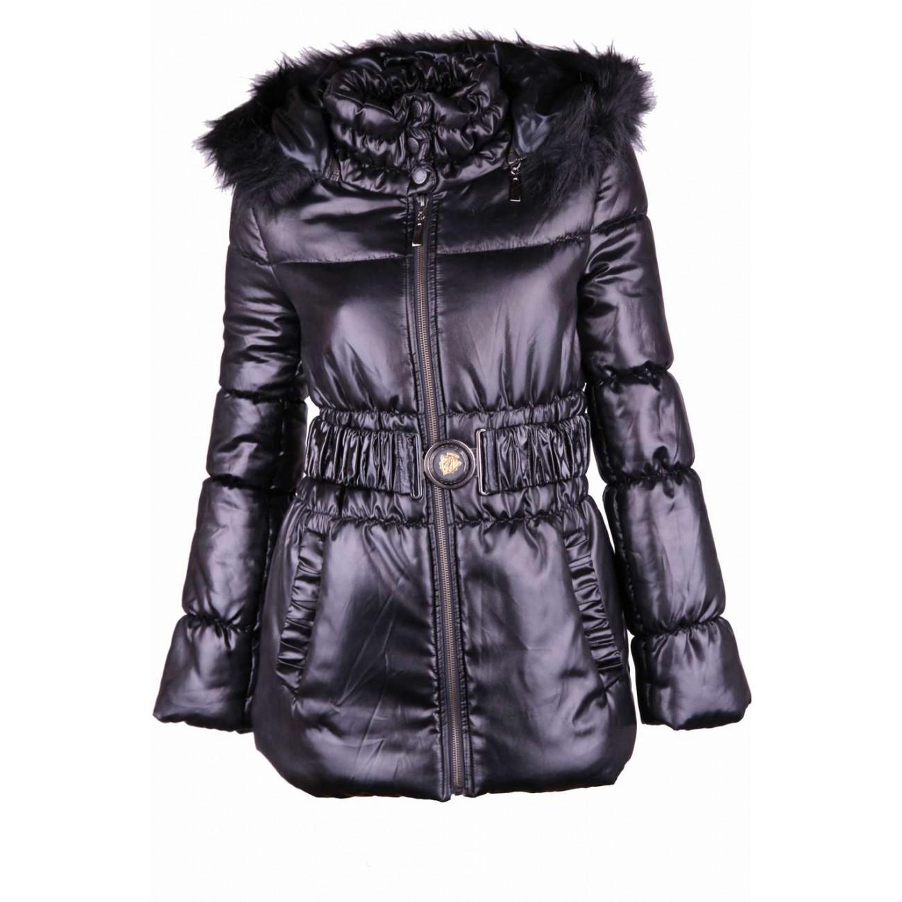 Куртка из итальянской ткани с восковым покрытием