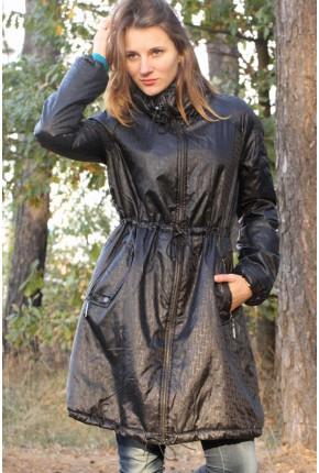Плащ-пальто из итальянской ткани